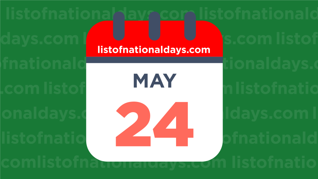 Image for MAY 24TH