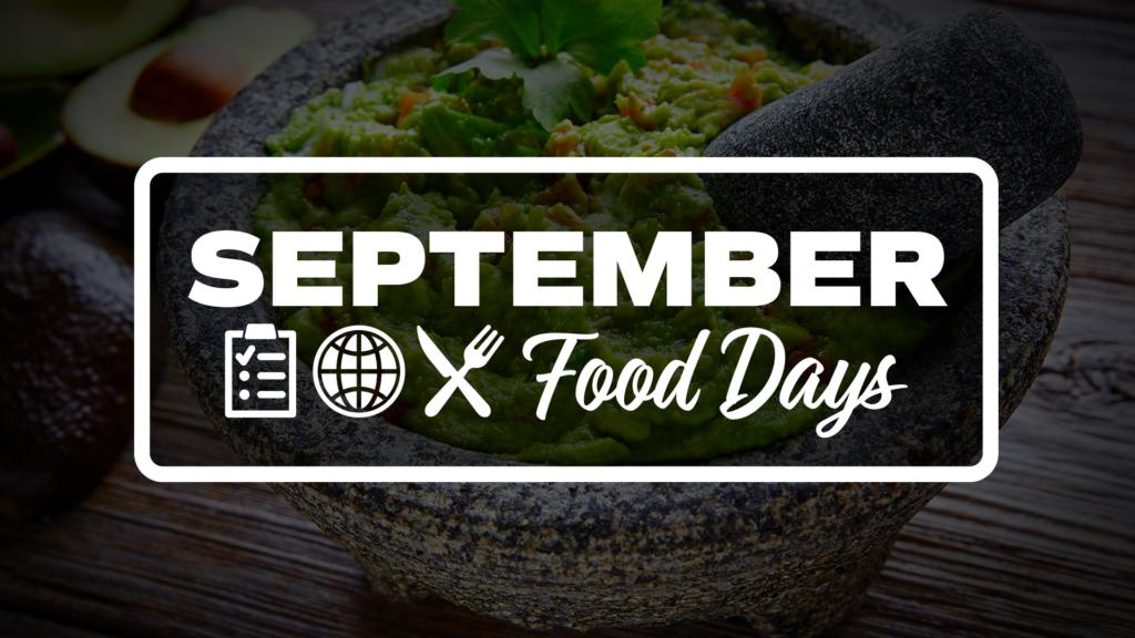 Food Days in September