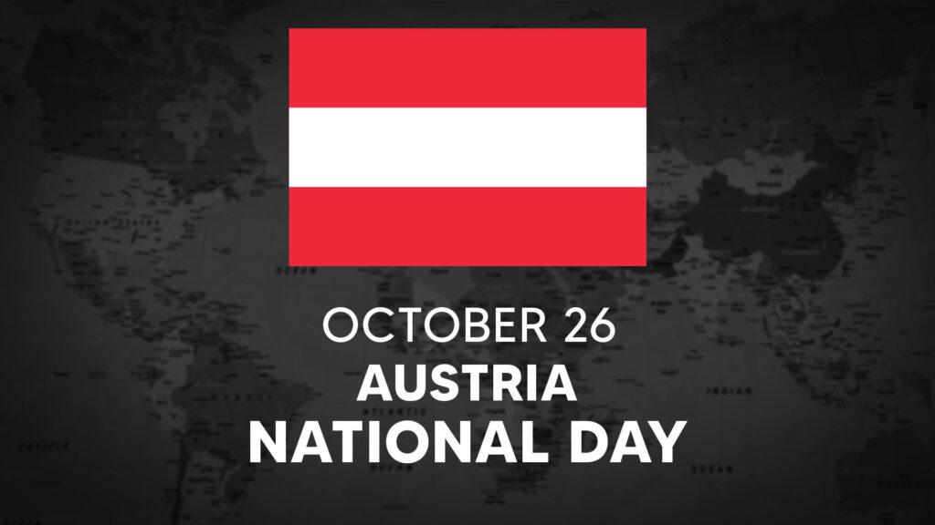 Austria's National Day