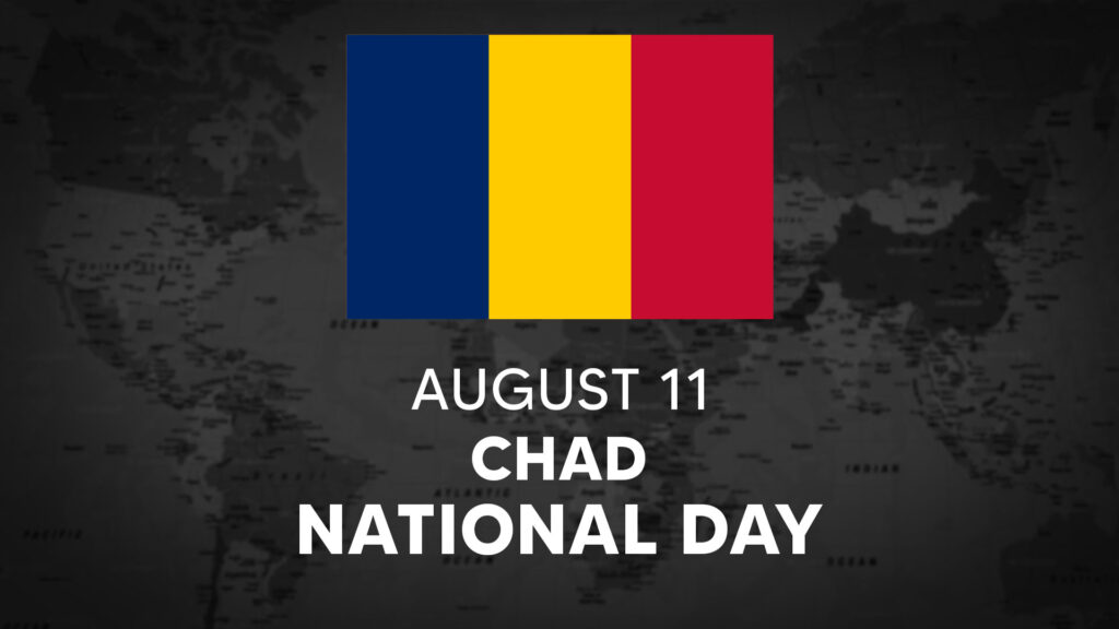 Chad's National Day is August 11th