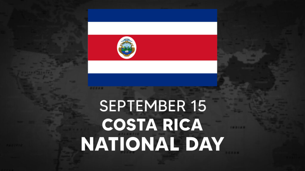 Costa Rica's National Day