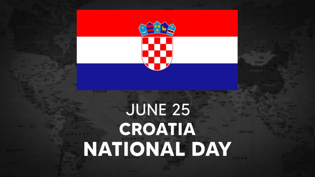 Croatia's National Day