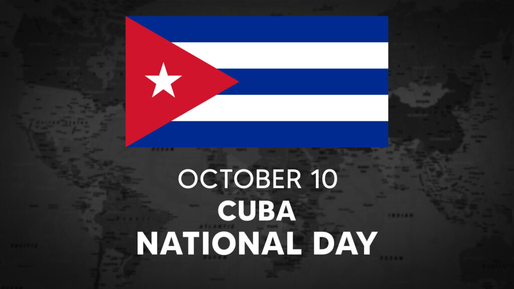 Cuba's National Day