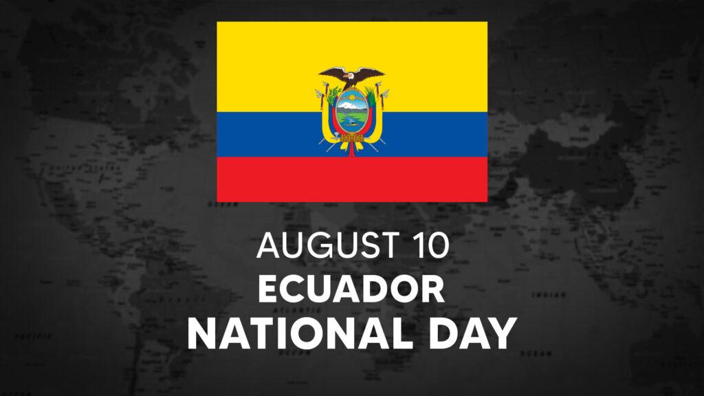 Ecuador Republic's National Day