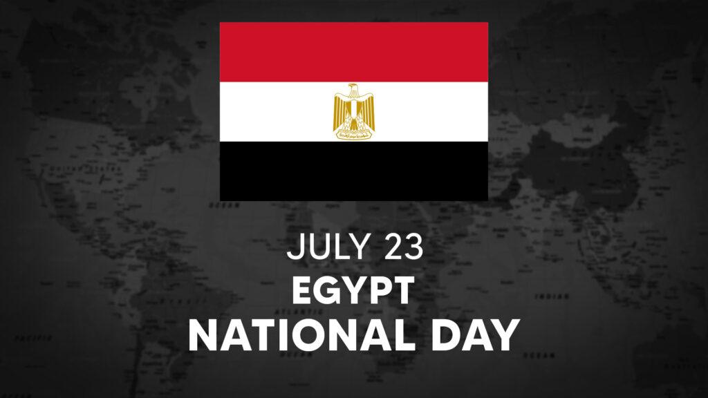 Egypt's National Day