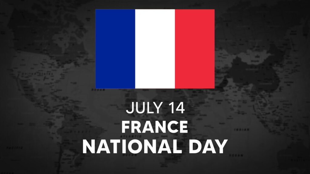 France's National Day