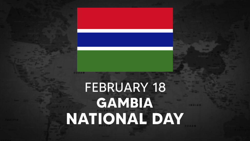Gambia's National Day