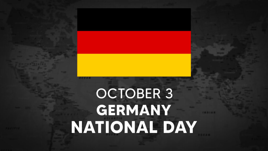 Germany's National Day