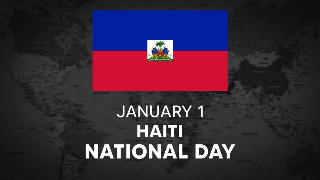 Haiti's National Day