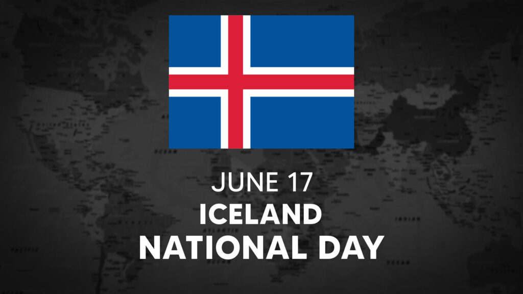 Iceland's National Day