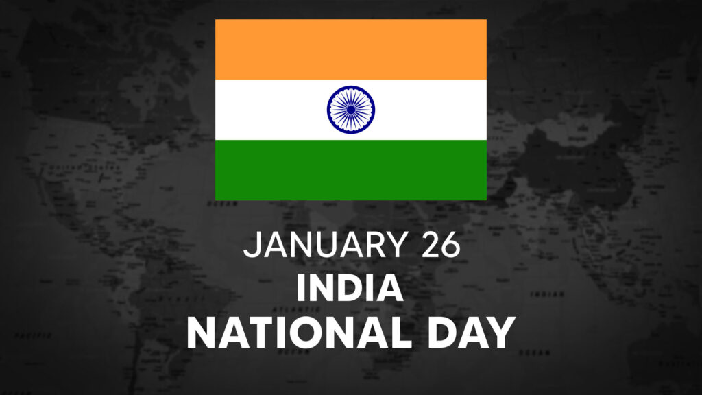 India's National Day