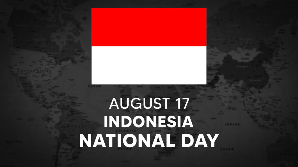 Indonesia's National Day