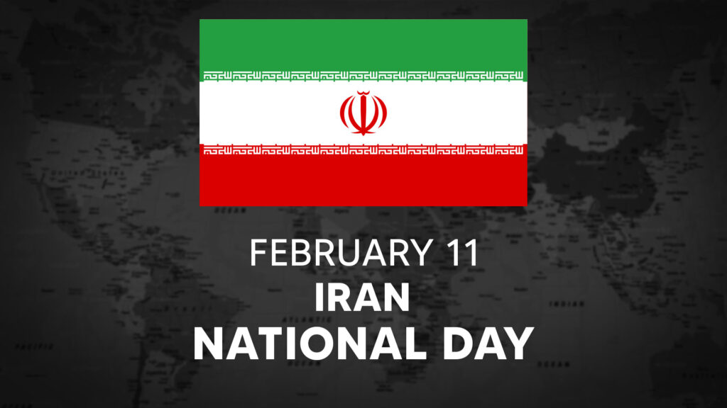 Iran's National Day