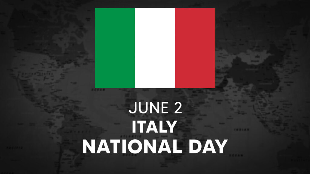 Italy's National Day