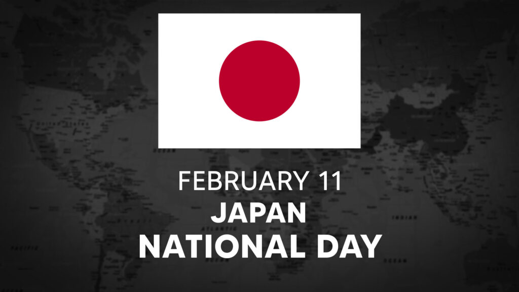 Japan's National Day