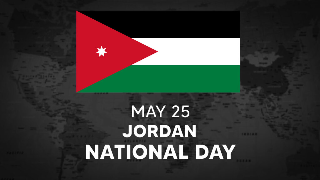 Jordan's National Day