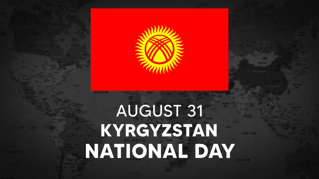 Kyrgyzstan's National Day