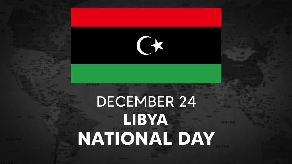 Libya's National Day