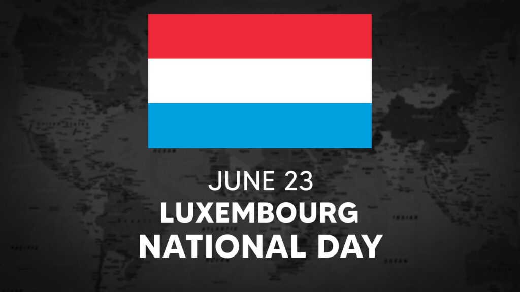 Luxembourg's National Day