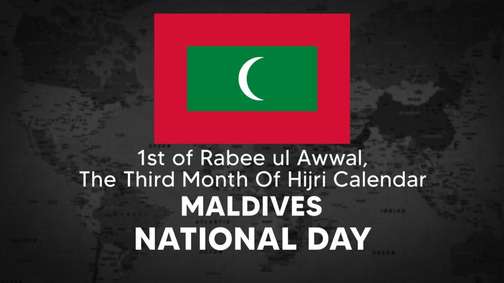 Maldives's National Day
