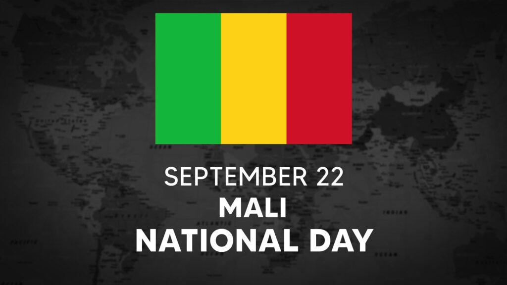 Mali's National Day