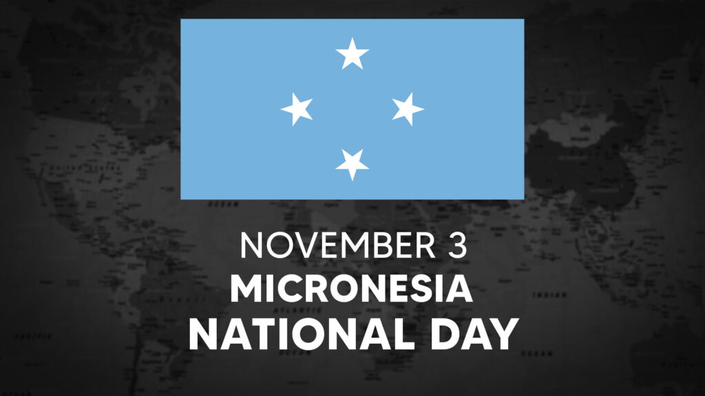 Micronesia's National Day