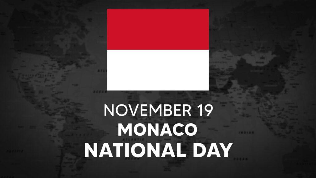Monaco's National Day