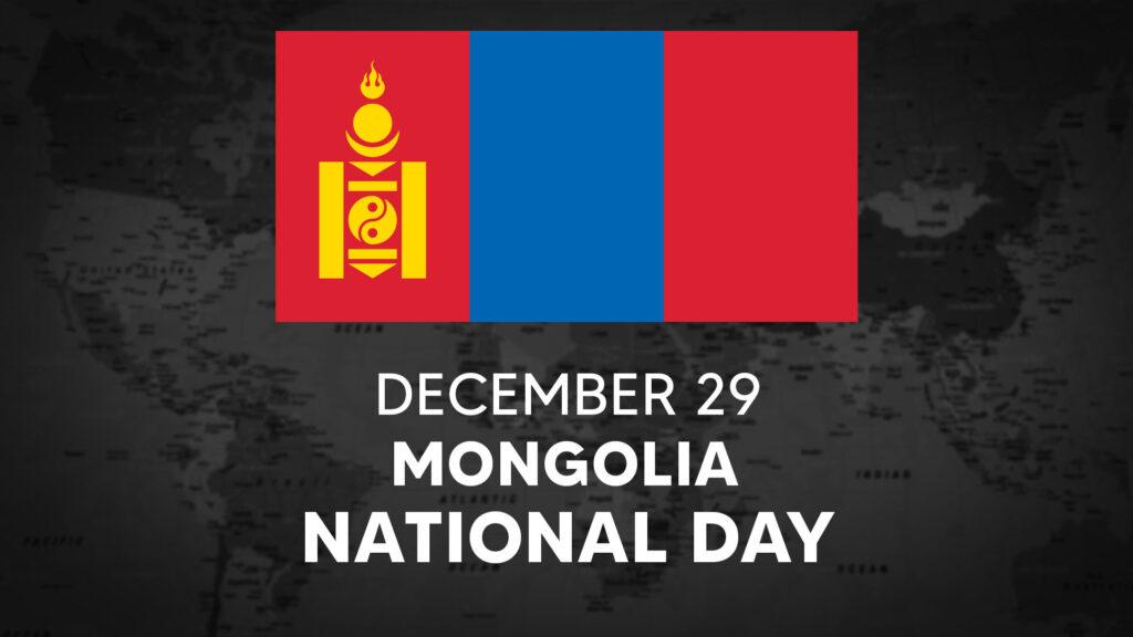 Mongolia's National Day