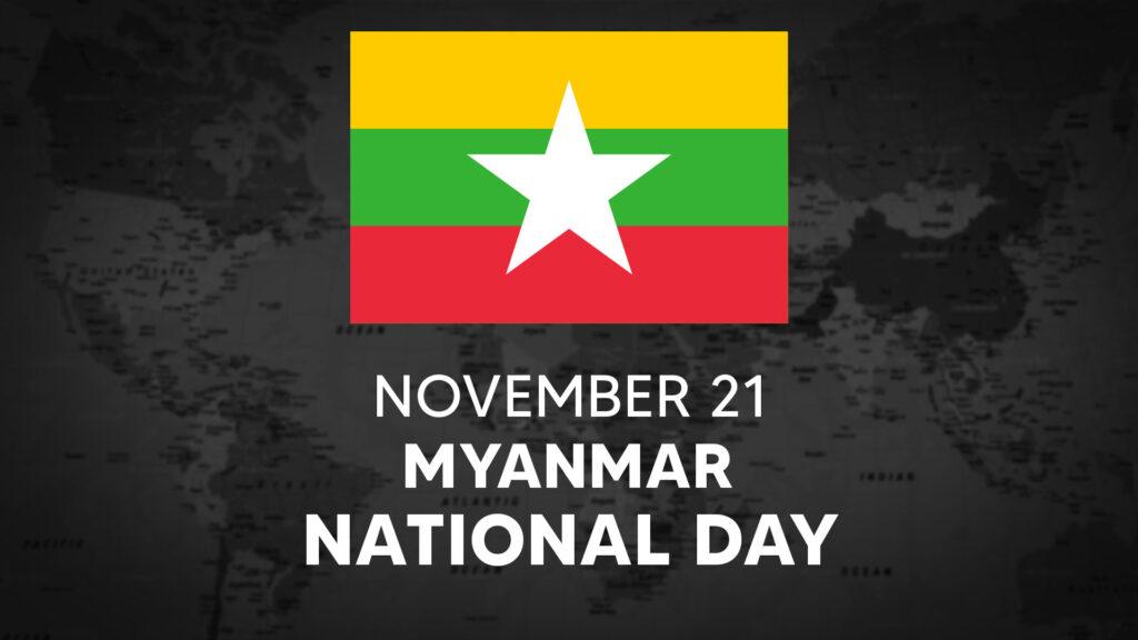 Myanmar's National Day