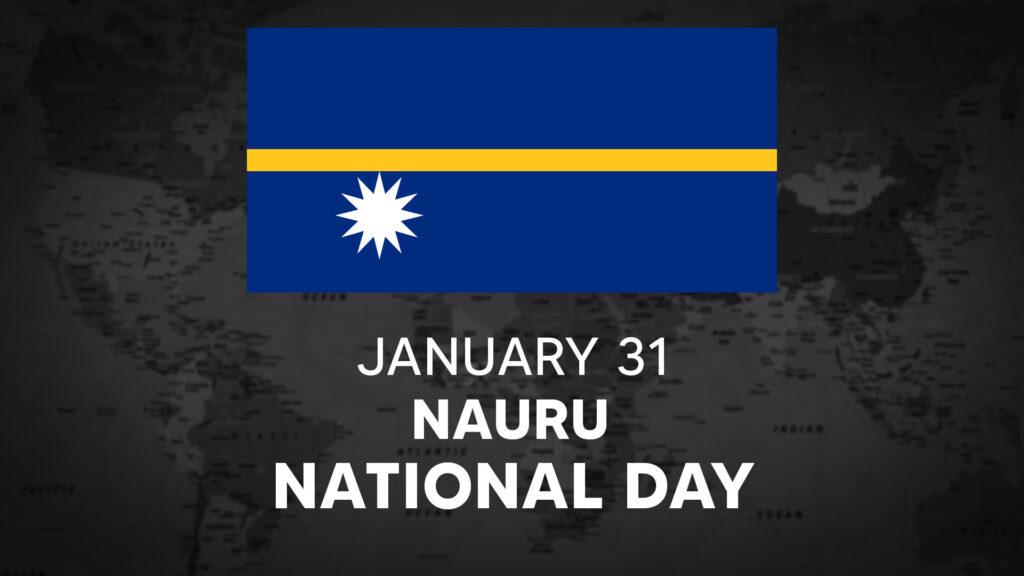 Nauru's National Day