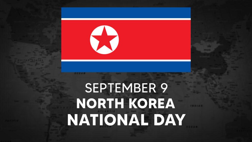 North Korea's National Day