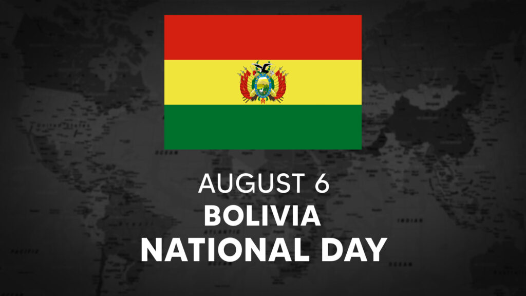 Bolivia's National Day