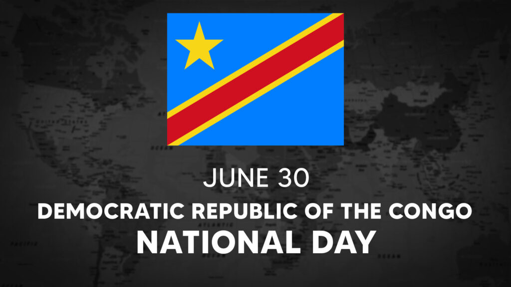 Democratic Republic of the Congo's National Day