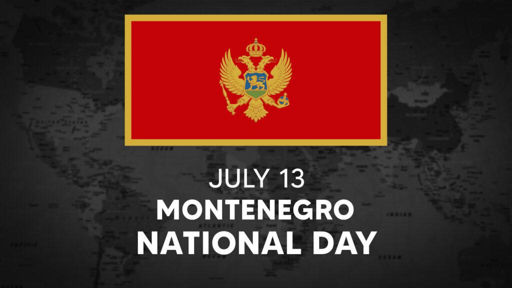 Montenegro's National Day