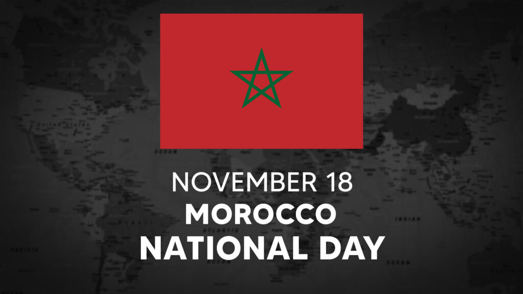 Morocco's National Day