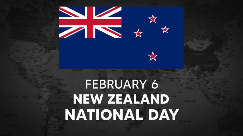 New Zealand's National Day
