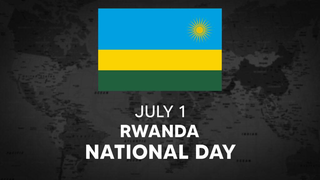 Rwanda's National Day