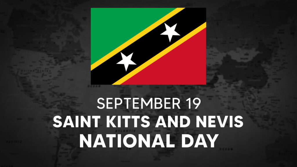 Saint Kitts and Nevis's National Day