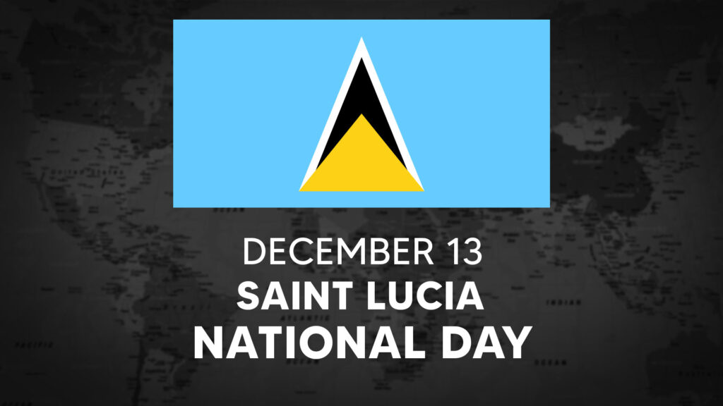Saint Lucia's National Day