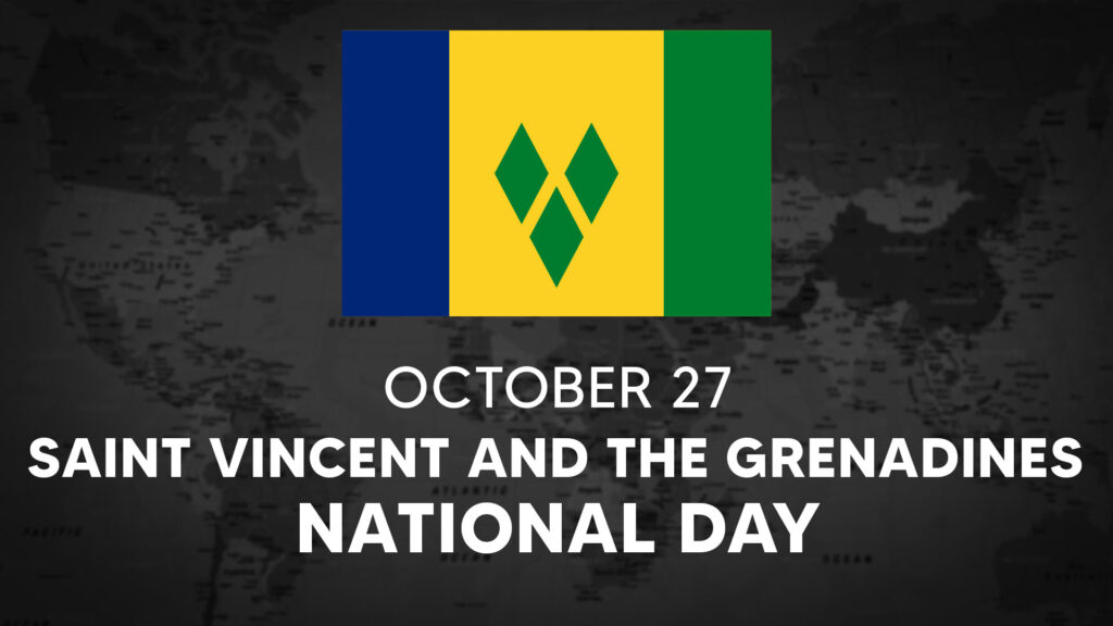 Saint Vincent and the Grenadines's National Day
