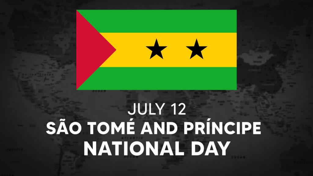 São Tomé and Príncipe's National Day