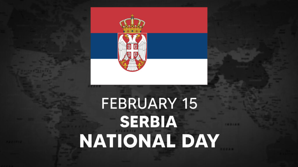 Serbia's National Day