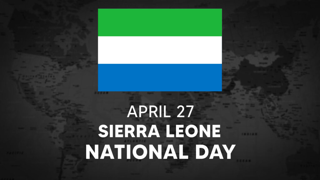 Sierra Leone's National Day