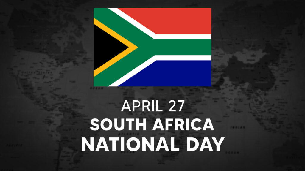 South Africa's National Day