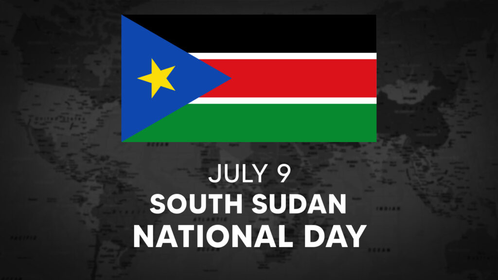 South Sudan's National Day