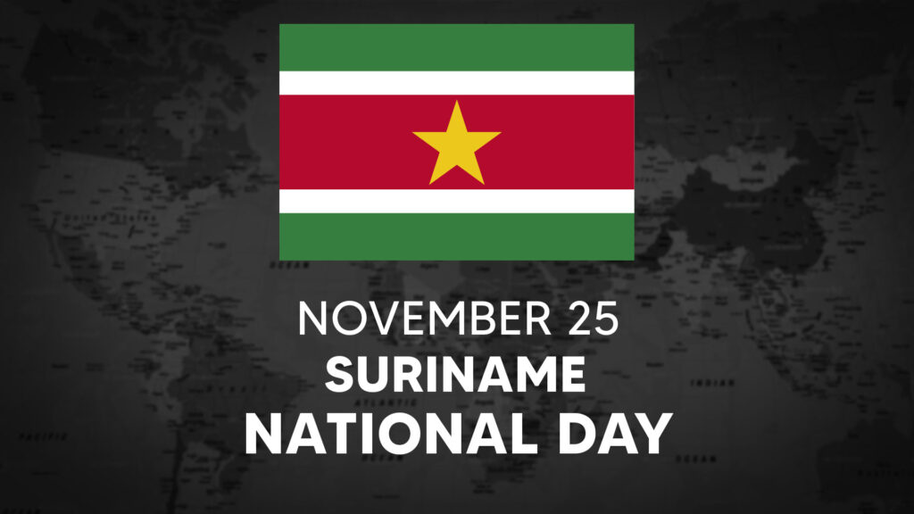 Suriname's National Day