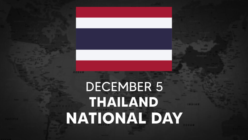 Thailand's National Day