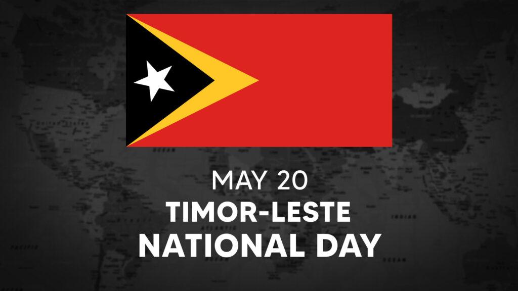 Timor-Leste's National Day