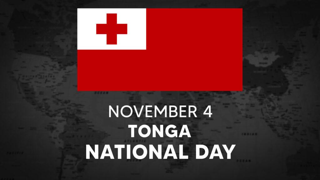 Tonga's National Day