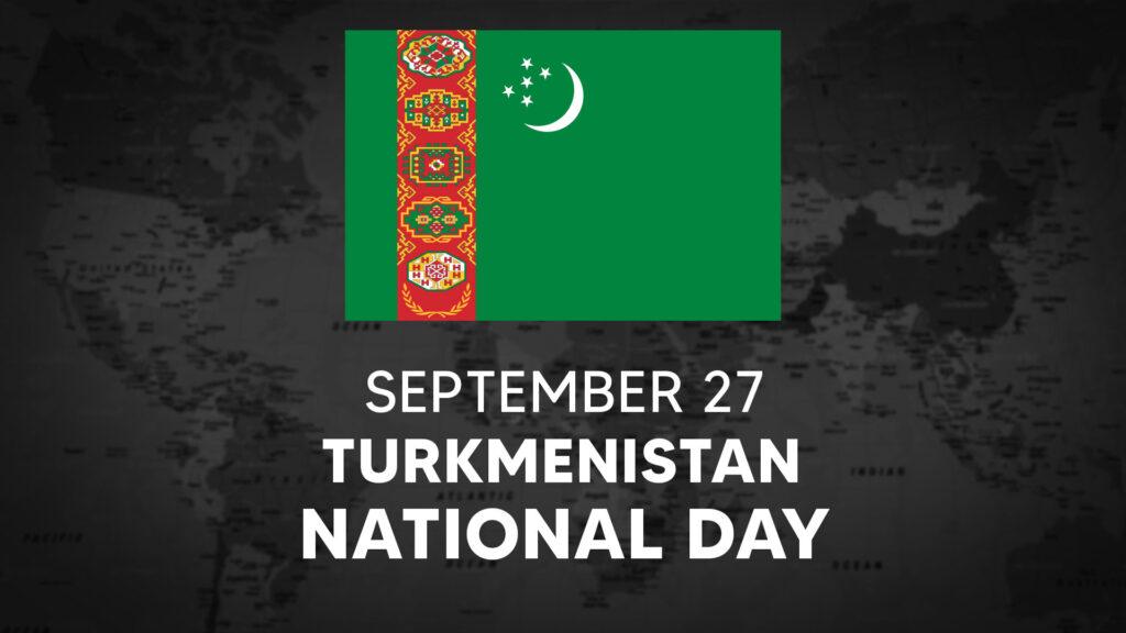 Turkmenistan's National Day